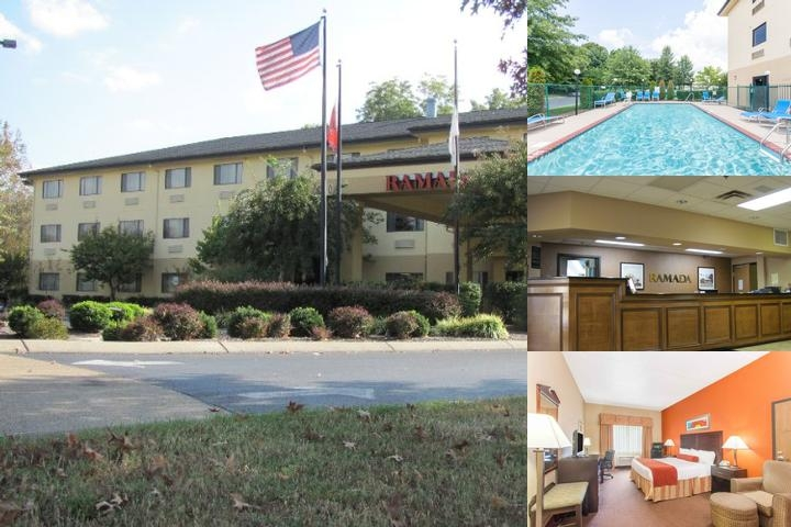 Ramada Inn Franklin / Cool Springs photo collage