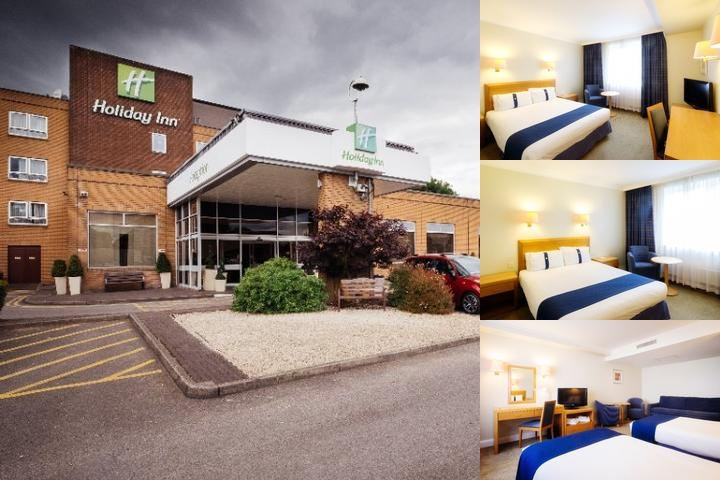 Holiday Inn Eastleigh photo collage