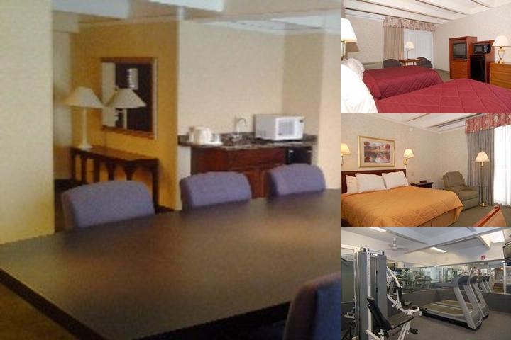 North Shore Comfort Inn Skokie photo collage
