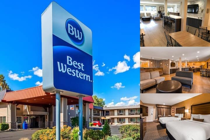 Best Western John Day Inn photo collage