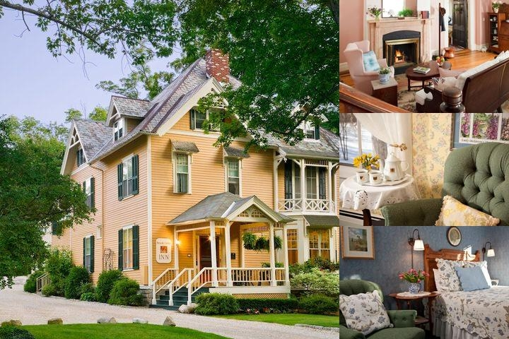Brook Farm Inn photo collage