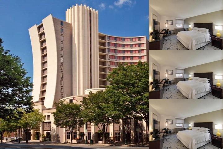 Sheraton Silver Spring Hotel photo collage