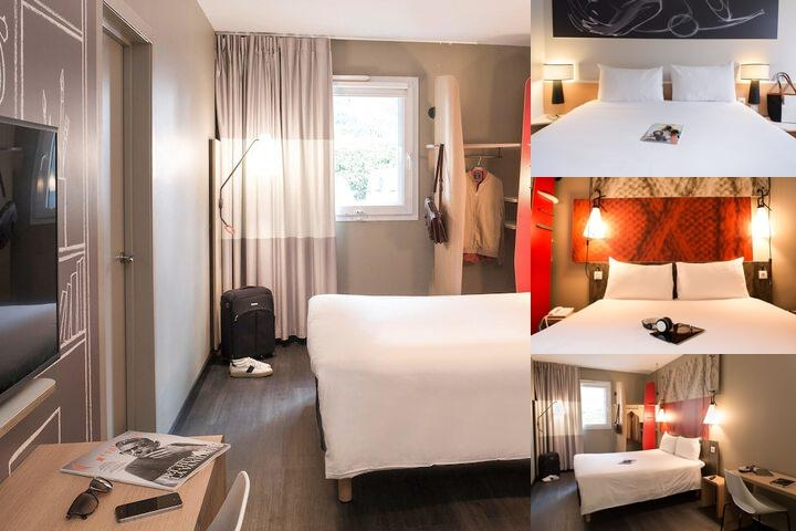 Ibis Madrid Fuenlabrada photo collage