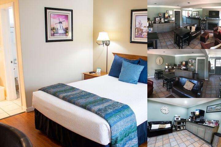 King Frederik Inn photo collage