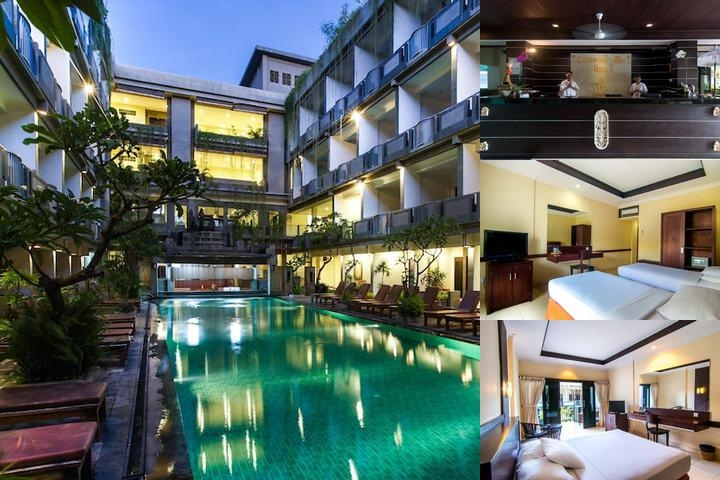Champlung Mas Hotel Legian photo collage