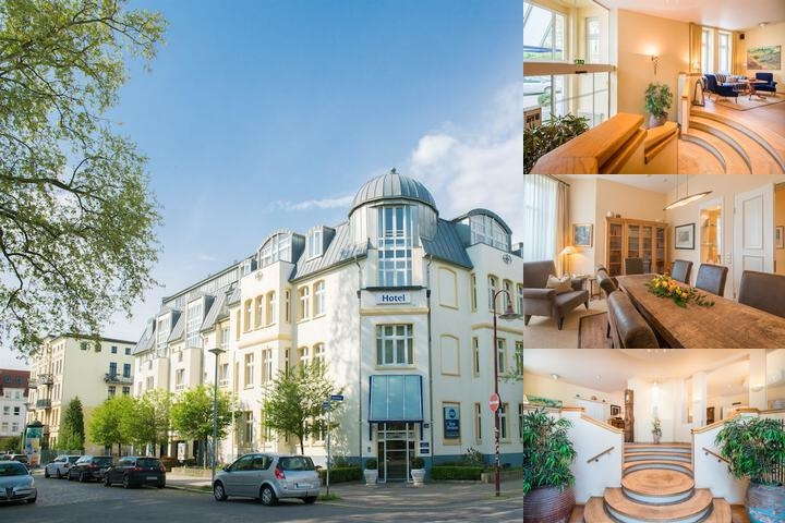 Best Western Hotel Geheimer Rat photo collage