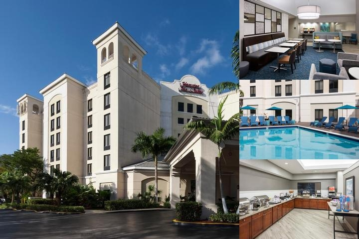 Hampton Inn & Suites Miami Doral / Dolphin Mall photo collage