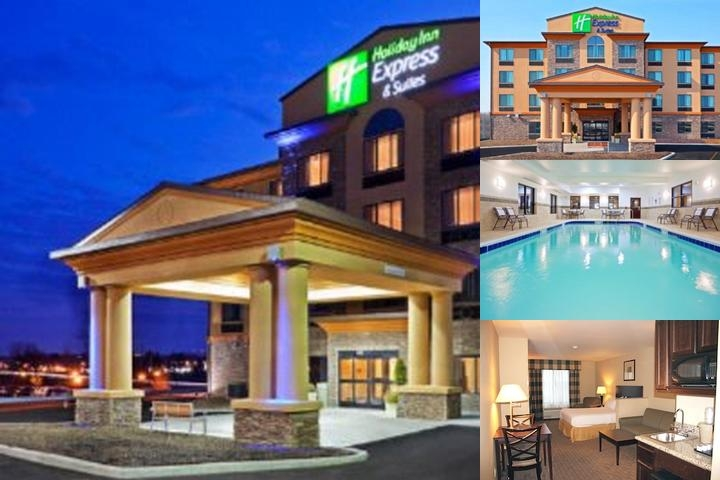 Holiday Inn Express & Suites Syracuse North photo collage