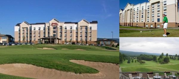 Hampton Inn & Suites Blairsville at Chestnut Ridge photo collage