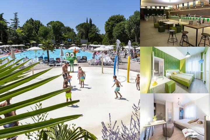 Altomincio Family Park photo collage