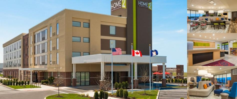 Home2 Suites Buffalo Airport / Galleria Mall photo collage
