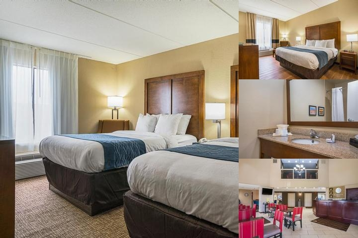 Comfort Inn Rocky Mount photo collage