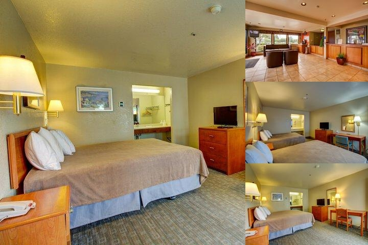 Rodeway Inn Sacramento-University Area photo collage