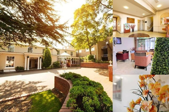 Gainsborough House Hotel photo collage