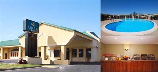 Quality Inn Opelika photo collage