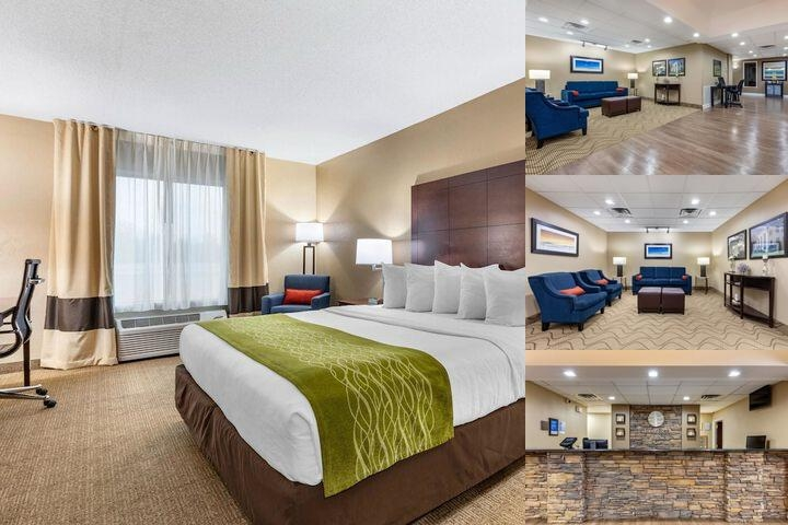 Comfort Inn Demopolis photo collage