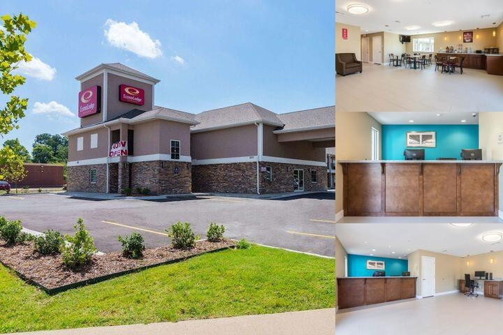 Econo Lodge Inn & Suites North Little Rock Near Riverfront photo collage