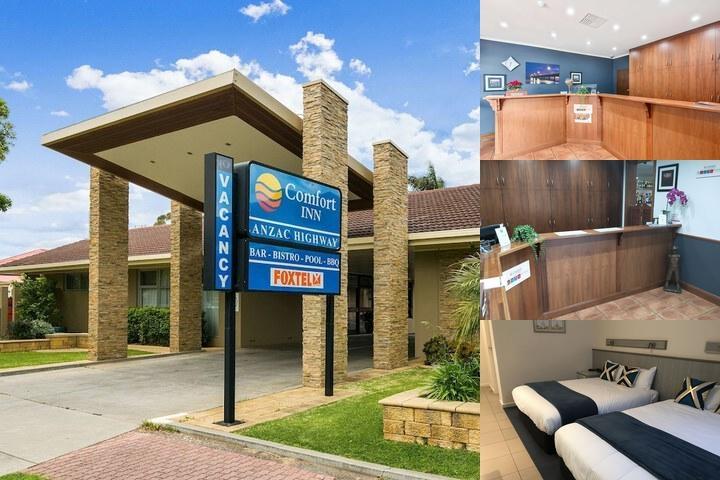 Comfort Inn Anzac Highway photo collage