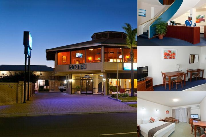Comfort Inn Admiral photo collage
