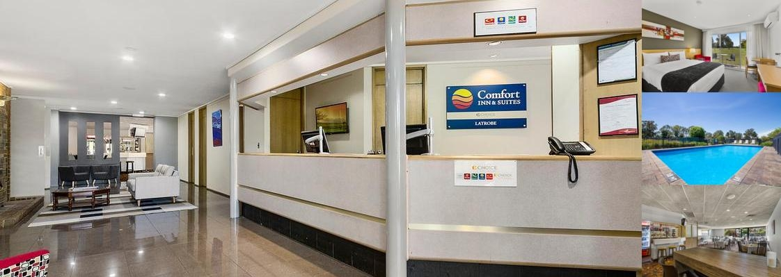 Comfort Inn & Suites Latrobe photo collage