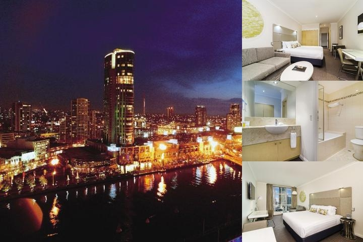 Clarion Suites Gateway photo collage