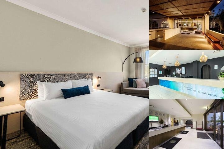 Quality Hotel Mermaid Waters photo collage