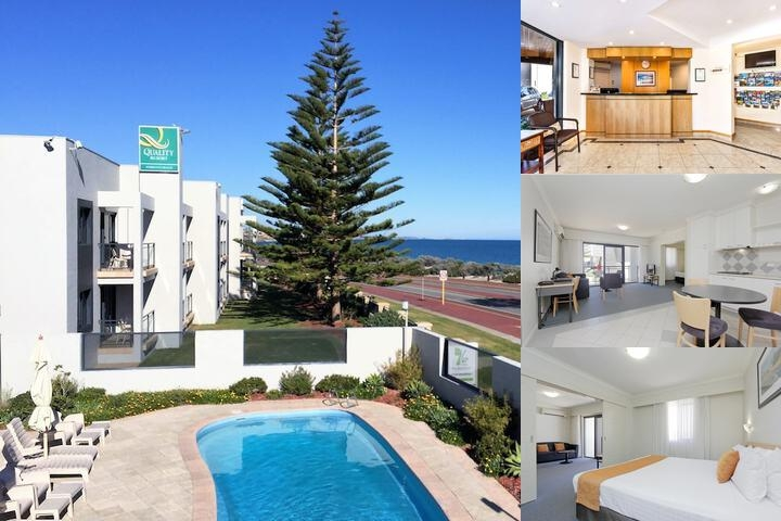 Quality Resort Sorrento Beach photo collage