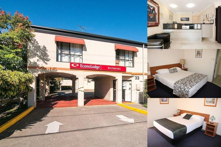 Econo Lodge Waterford photo collage
