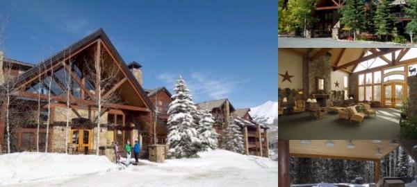 Bear Creek Lodge photo collage