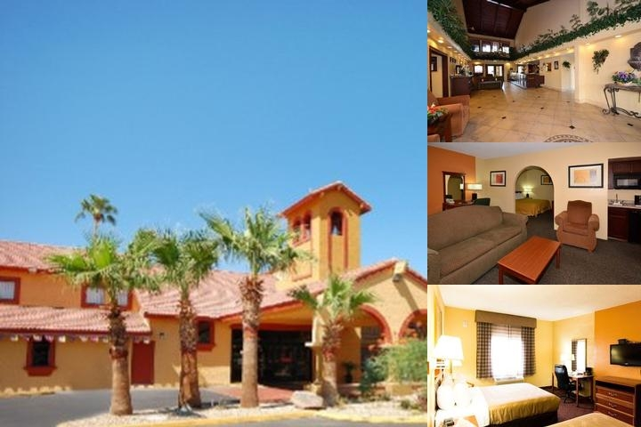 Quality Inn & Suites Goodyear Phoenix West photo collage