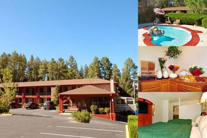 Comfort Inn at Ponderosa Pines photo collage