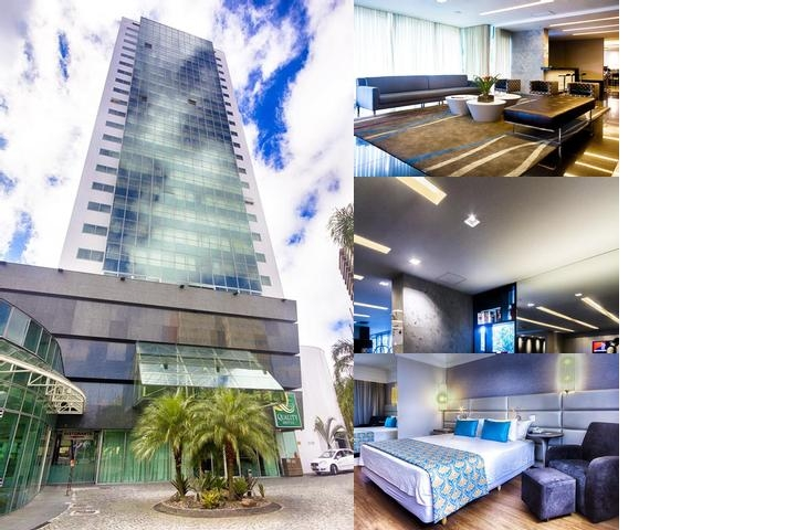 Quality Hotel Afonso Pena photo collage