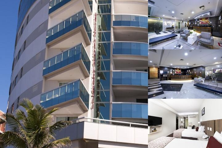 Comfort Suites Macae photo collage