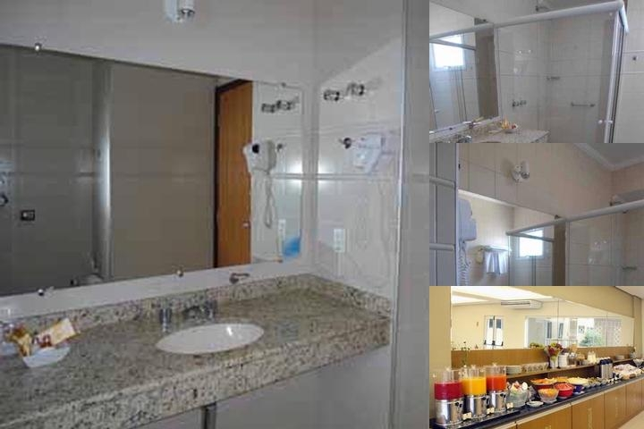 Quality Hotel Jundiai photo collage