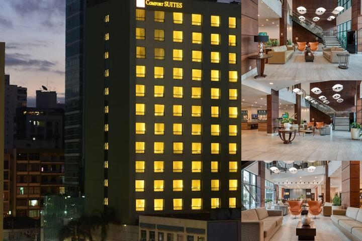 Comfort Suites Vitoria photo collage