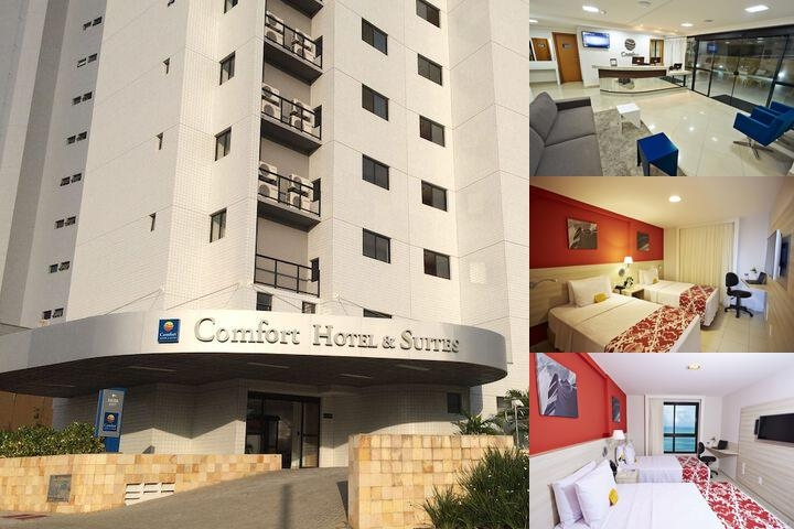 Comfort Hotel & Suites Natal photo collage
