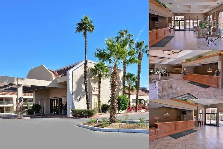 Quality Inn & Suites Indio I 10 photo collage
