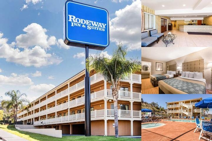 Rodeway Inn & Suites El Cajon San Diego East photo collage