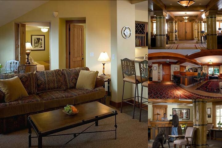 Inn at Lost Creek photo collage