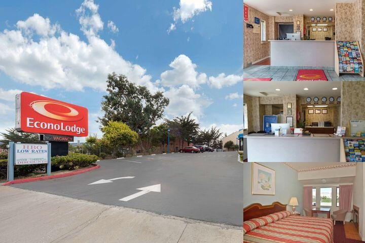 Econo Lodge Bay Breeze photo collage