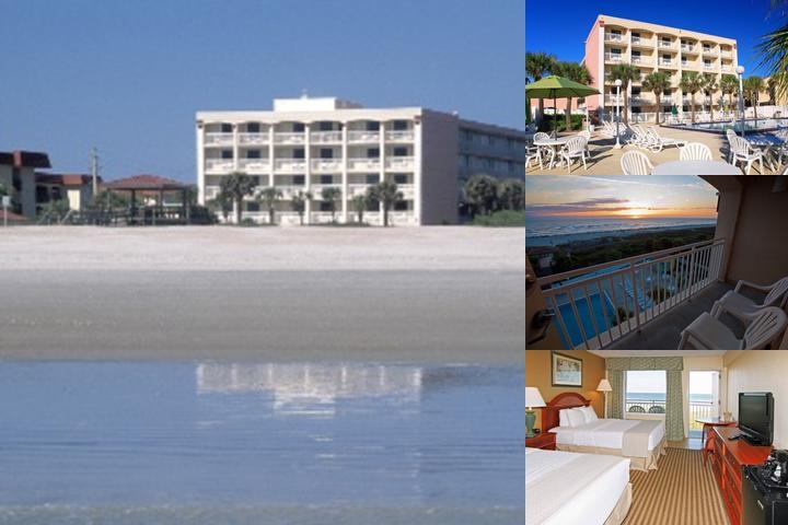 Holiday Isle Oceanfront Resort photo collage