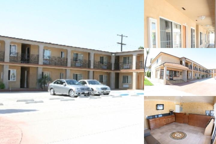 Rodeway Inn & Suites Pacific Coast Highway photo collage