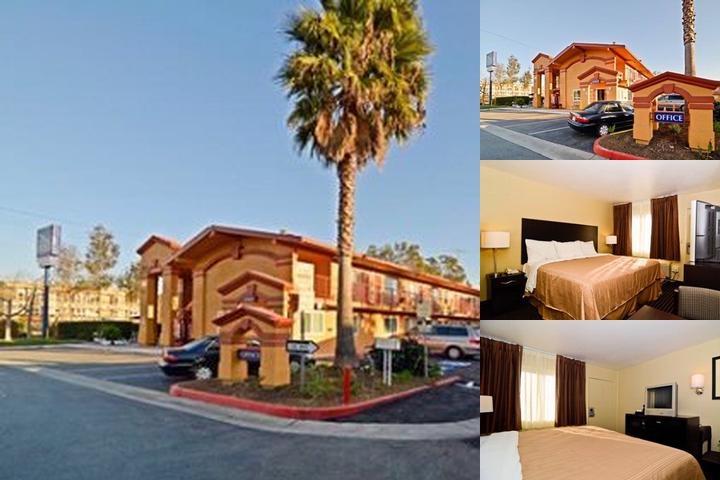 Americas Best Value Inn Suites Escondido Photo Collage