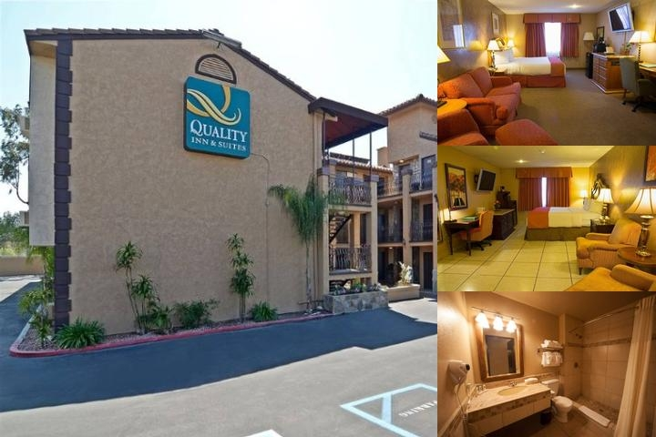 Quality Inn & Suites Near The Border photo collage