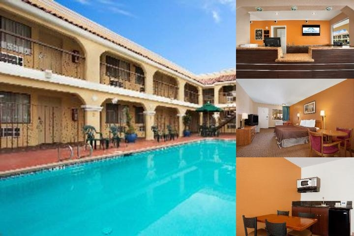Econo Lodge Inn & Suites El Cajon San Diego East photo collage