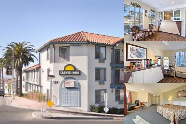 Rodeway Inn San Clemente Beach photo collage