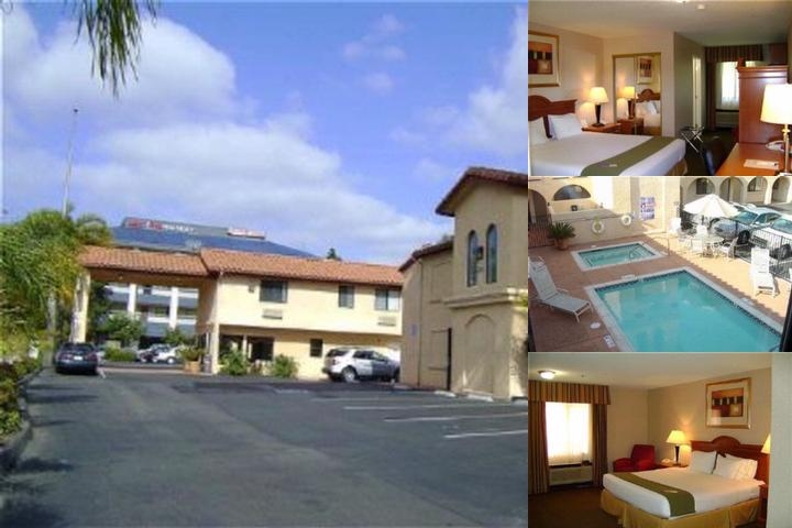 Quality Inn & Suites Oceanside Near Camp Pendleton photo collage