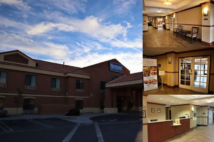 Rodeway Inn & Suites 29 Palms Near Joshua Tree National Park photo collage