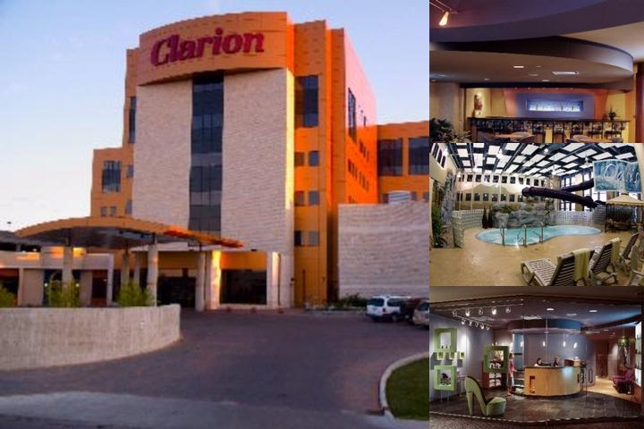 Clarion Hotel & Suites photo collage