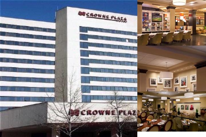 Crowne Plaza White Plains Downtown photo collage
